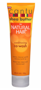 CANTU® NATURAL CO-WASH (10OZ)