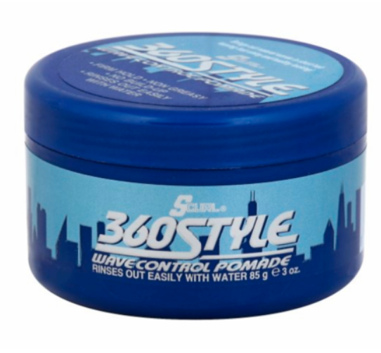 SCURL® POMADE (3OZ) [360 DEGREES]