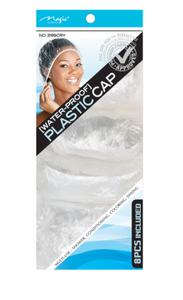 MAGIC® COLLECTION SHOWER CAP CLEAR