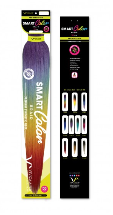 VIVICA FOX® - SMART COLOR BRAID - 55