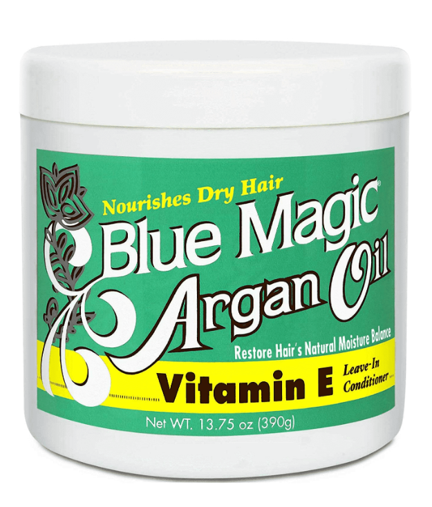 BLUE MAGIC® LEAVE-IN CONDITIONER ARGAN OIL VITAMIN