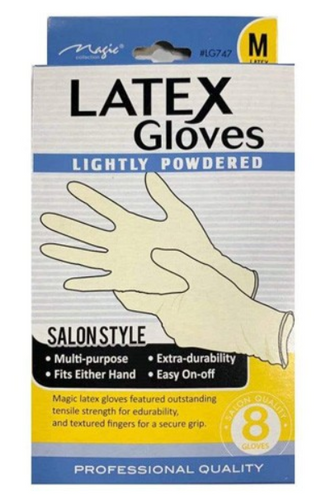 MAGIC® COLLECTION LATEX GLOVES