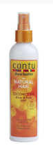 CANTU® NATURAL SHINE & HOLD MIST (8OZ) [COCONUT OIL]