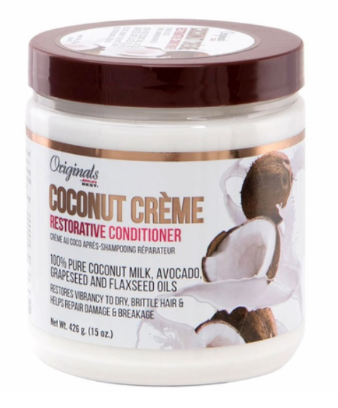 AFRICA'S BEST ORIGINAL COCONUT CREME CONDITIONER 15oz