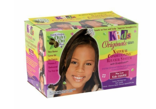 AFRICA'S BEST KIDS ORIGINALS NATURAL CONDITIONING RELAXER SYSTEM