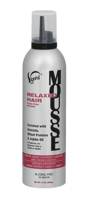 VIGOROL® MOUSSE CURLS (12OZ)