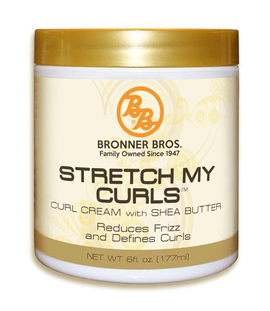 B&B STRETCH MY CURLS CREAM 6oz