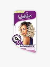 Load image into Gallery viewer, SENSATIONNEL® - LULUTRESS® - 2X OCEAN WAVE 8""