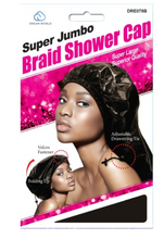 Load image into Gallery viewer, DREAM WORLD® SUPER JUMBO BRAID SHOWER CAP