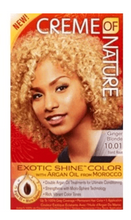 Load image into Gallery viewer, Creme of Nature® Exotic Shine Color Permanent Hair w/ Argan Oil