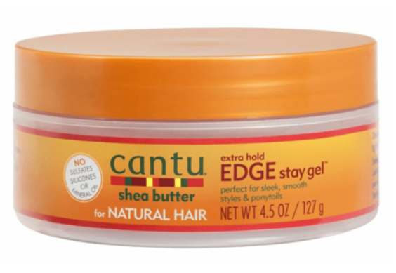 CANTU® SHEA BUTTER FOR NATURAL HAIR EDGE STAY 4.5 OZ