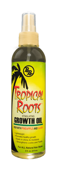 B & B TROPICAL ROOTS GROWTH OIL SPRAY (8OZ)