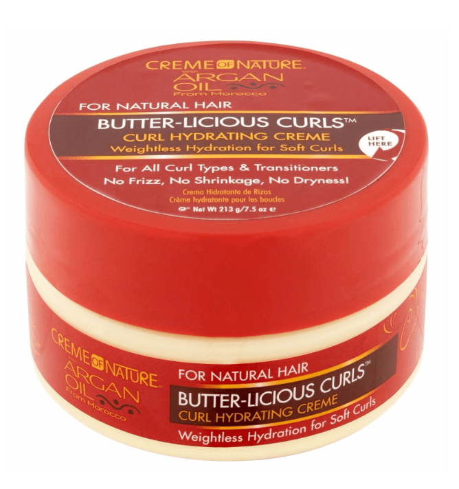 CRÈME OF NATURE® ARGAN BUTTER-LICIOUS CURLS (7.5OZ)
