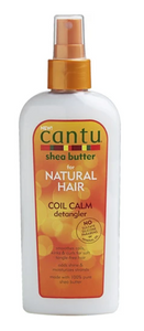 CANTU® NATURAL DETANGLER (8OZ) [S/B COIL CALM]