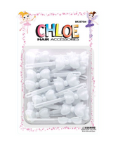 Load image into Gallery viewer, CHLOE BARRETTES RIBBON  24PCS