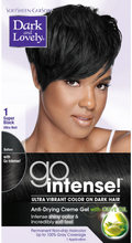 Load image into Gallery viewer, SOFTSHEEN CARSON® - DARK & LOVELY HAIR - GO INTENSE COLOR KIT