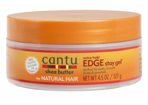 CANTU® NATURAL EDGE GEL EXTRA HOLD (2.25OZ)