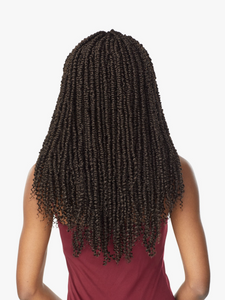 SENSATIONNEL® - 2X LULUTRESS® SKINNY PASSION TWIST 18""