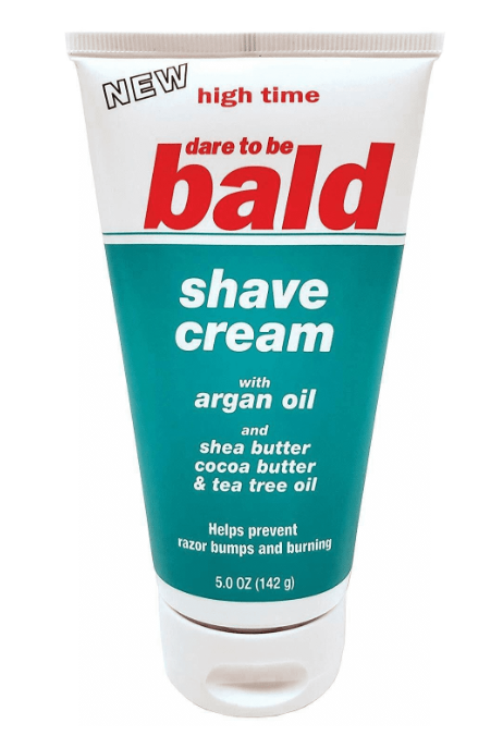 DARE TO BE BALD SHAVE CREAM - 5OZ