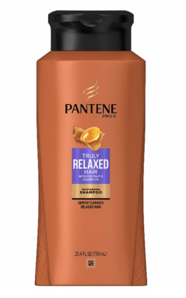 PANTENE® - TRULY RELAXED MOISTURIZING HAIR SHAMPOO/CONDITIONER  25.4OZ