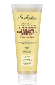 SHEA MOISTURE®JAMAICAN BLACK CASTOR OIL STRENGTHEN & RESTORE HIGH SHINE POLISHING GEL
