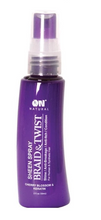 Load image into Gallery viewer, ON® NATURAL BRAID & TWIST SHEEN SPRAY (2OZ)