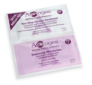 APHOGEE® 2-STEP PROTEIN TREATMENT - SINGLE TWIN PACKETTES.