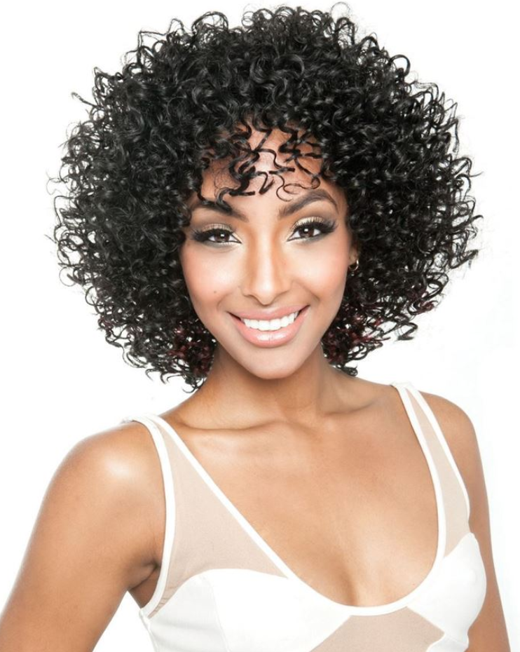 BROWN SUGAR - BSP07  PERFECT EDGE 07 WIG