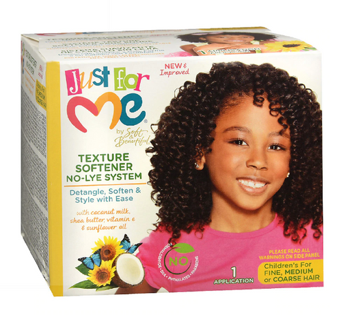 JUST FOR ME KIT [TEXTURE SOFTENER]