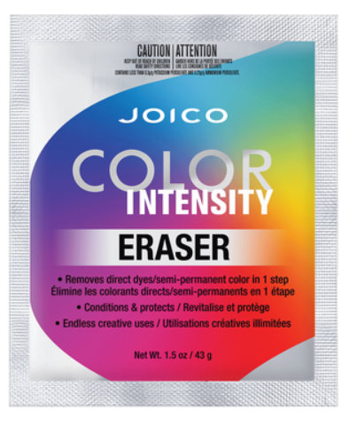 JOICO COLOR INTENSITY ERASER PACKETTE 1.5 OZ