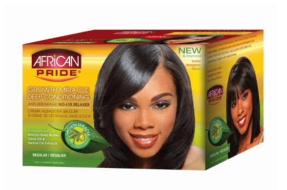 AFRICAN PRIDE® OLIVE MIRACLE KIT (1APP) [DEEP CONDITIONING)