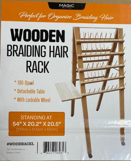 BRAIDING HAIR RACK EASEL