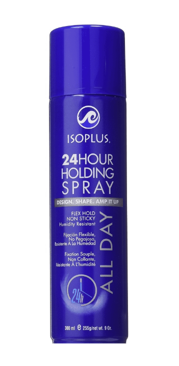 ISOPLUS® HOLDING SPRAY (9OZ) [24-HOUR]