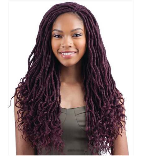 FREETRESS® BRAID PRE LOOPED CROCHET GORGEOUS LOC 18 INCH
