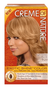 Creme of Nature® Exotic Shine Color Permanent Hair w/ Argan Oil