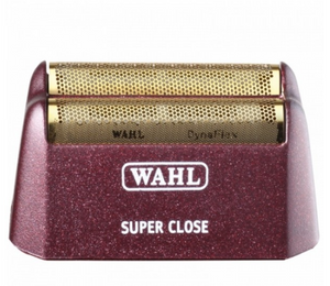 WAHL SHAVER/SHAPER REPLACEMENT FOIL BURGUNDY