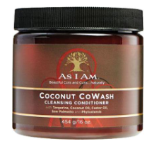 AS I AM COCONUT COWASH (16OZ)