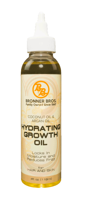 B&B COCONUT & ARGAN OIL HYDARING GROWTH OIL 4oz
