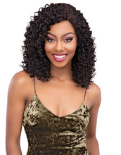 "Load image into Gallery viewer, JANET COLLECTIONS® - REMY DEEP PART LACE BOHEMIAN 18"" WIG"