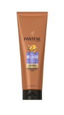 PANTENE® - TRULY RELAXED OIL CREAM MOISTURIZER   8.7OZ