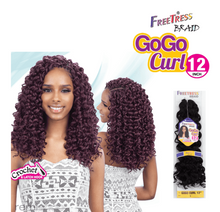 Load image into Gallery viewer, FREETRESS® BRAID - GOGO CURL 12""