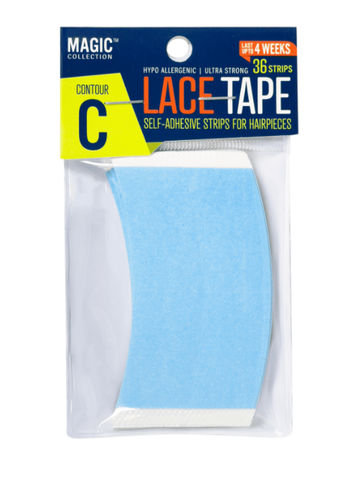 SELF-ADHESIVE LACE TAPE  - SINGLE STRIPS