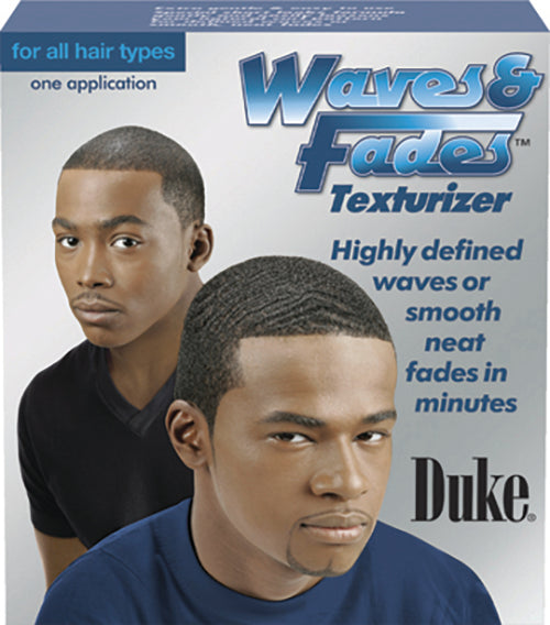 Duke® Waves & Fades Texturizer Kit 1 Application