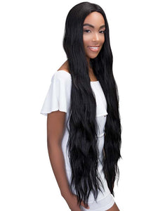 EXTENDED PART SUPER WAVE WIG