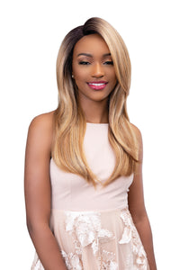 EXTENDED PART LACE MERMAID WIG