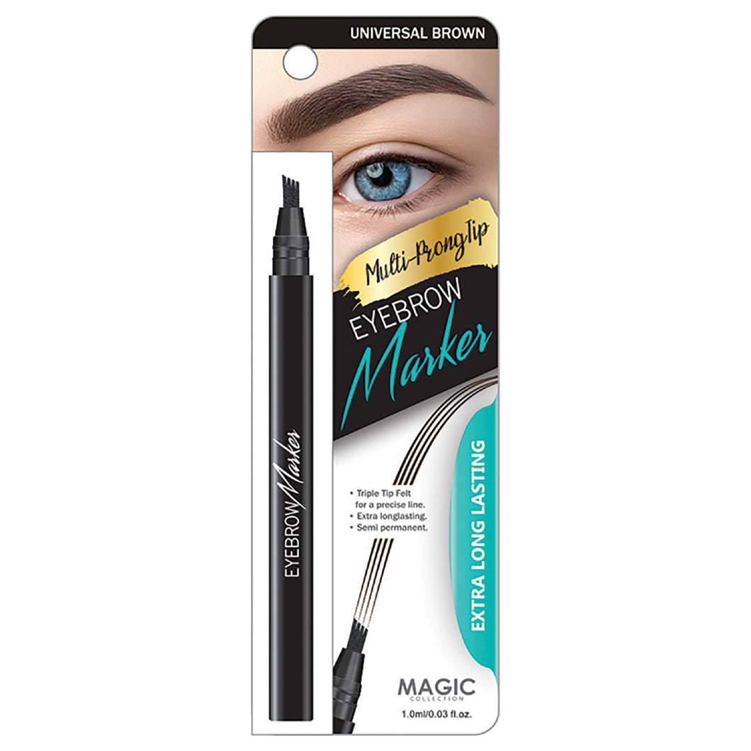 MAGIC® EYEBROW MARKER - UNIVERSAL BROWN