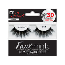 Load image into Gallery viewer, RESPONSE SOUL 3D MULTI LAYER EFFECT FAUX MINK EYELASHES #FML007
