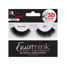 Load image into Gallery viewer, RESPONSE SOUL 3D MULTI LAYER EFFECT FAUX MINK EYELASHES #FML017