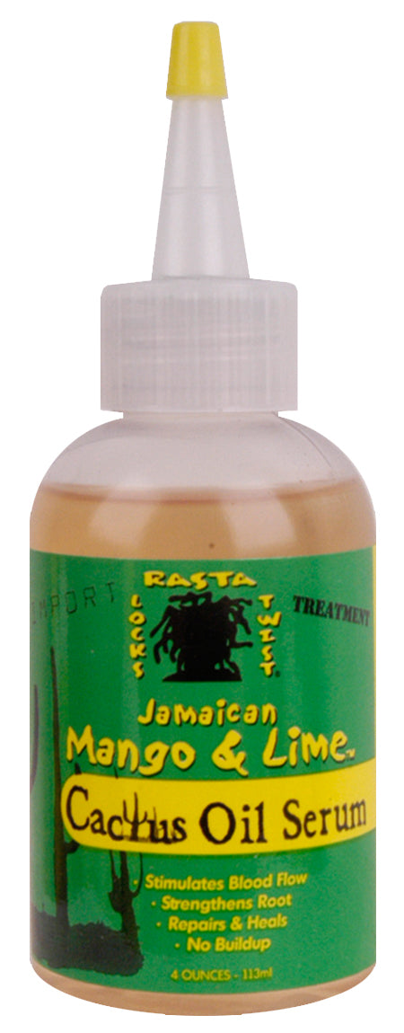 JAMAICAN MANGO & LIME CACTUS OIL SERUM 4 OZ