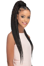 "Load image into Gallery viewer, AMORE-MIO SPECTRA STRETCH BRAID 25"" - STRCHB325  - 3X VALUE PACK"